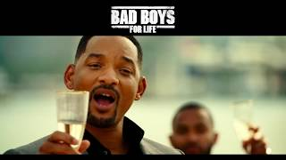 BAD BOYS: FOR LIFE - Only in Cinemas