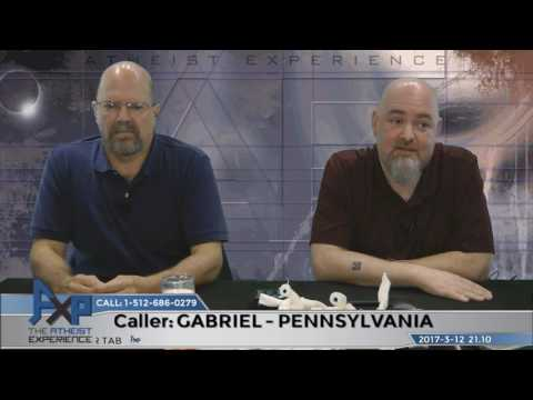 Pascal's Wager & Voodoo | Gabriel - Pennsylvania | Atheist Experience 21.10