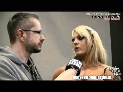 FIBO 2011 Lisa Cross Interview