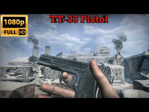 TT-33 Pistol ✔ World War Heroes - 0 Upgrades Custom Gameplay
