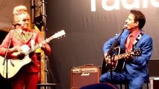 """Bela B. """"Bye"""" live -Parkfest Radio Eins Parkfest am Gleisdreieck 21.8.2014"""