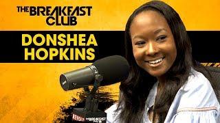"Donshea Hopkins Talks About Raina's Shocking Death On ""Power"""