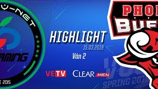 PVB vs CR_Highlight [VCS Mùa Xuân 2019][15.03.2019][Ván 2