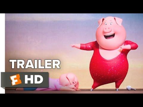 Sing Teaser TRAILER 1 (2016) - Scarlett Johansson, Matthew McConaughey Animated Movie HD