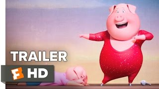 Sing Teaser TRAILER 1 (2016) - Scarlett Johansson, Matthew McConaughey Animated Movie HD