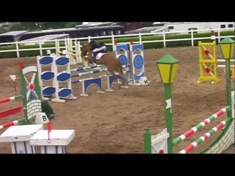 138 Pony Yarcombe Erin and Aaron O'Leary at Cavan HPI 2012