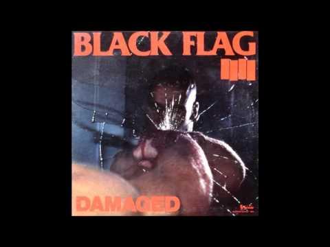 Black Flag - Damaged (Full Album)