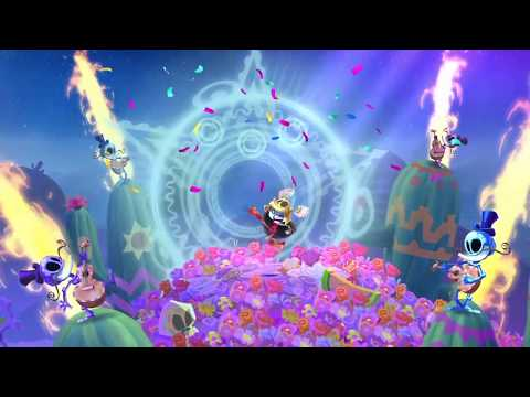 Rayman - Eye of the Tiger - Estelia