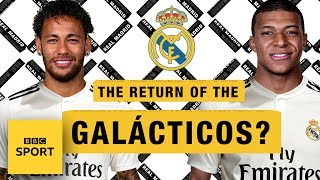 Neymar? Eden Hazard? Kylian Mbappe? Will Real Madrid spend big again this summer? | BBC Sport