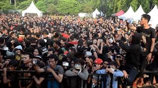 Batu Nisan -Cahaya Bidadari Live Gothic Black Fest #2