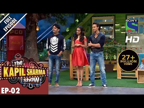 Thumbnail: The Kapil Sharma Show - दी कपिल शर्मा शो-Episode 2-Tiger Shroff and Shraddha Kapoor-24th April 2016