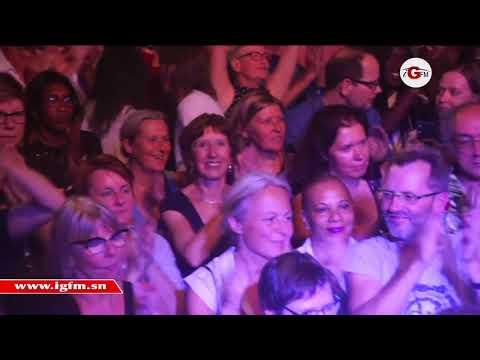 Revivez le spectacle extraordinaire de Youssou Ndour à Zurich
