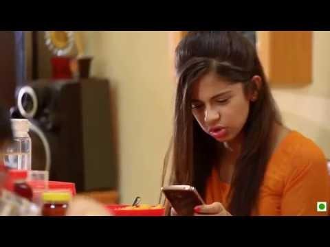 "Saffron Cornflakes(Kellogg's Waale Guptaji Ki Family ka  ""Raksha Bandhan Wala Nashta"")"