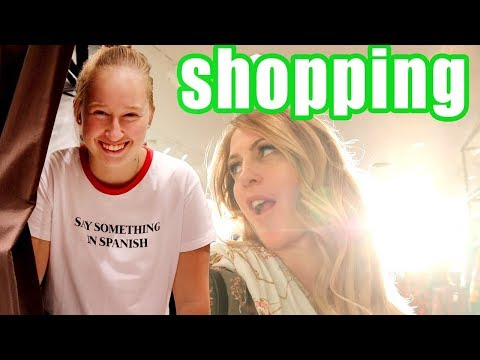 Shopping Trip with Paola! Mommy Makeover Challenge