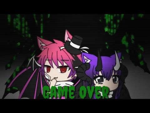 Game over|Gacha life mini movie