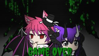 Game over|Gacha life mini movie