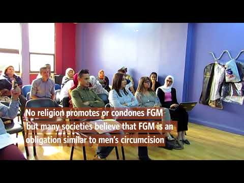 Changing social attitudes towards FGM