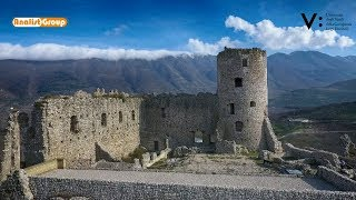 Castello di Avella: Rilievo topografico, stratigrafia, modello 3D e realtà aumentata