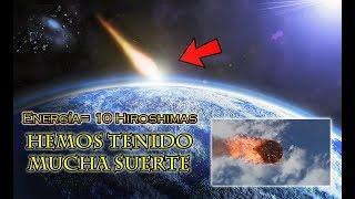 Una Inmensa Explosión Ocurrió en la Atmósfera y Nadie Avisó