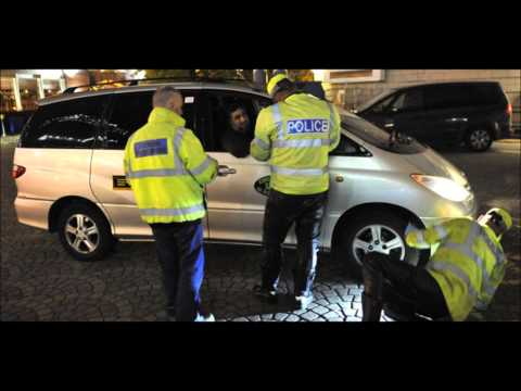 Birmingham Taxi Police talks with BBC Radio 5 Live