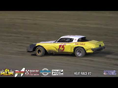East Bay Raceway Park V8 Warrior Program 9/29/18