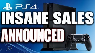 """SONY ANNOUNCES BIG PS4 SALES CES 2019 """" How Many PS4 Consoles Sold"""" & PSN 90 Million Users"""