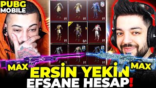 ERSİN YEKİN İN PAHA BİÇİLMEZ ENVANTER TANITIMI !! PUBG MOBİLE