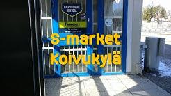 Hissivideo: S-market Koivukylä, Vantaa - 2013 KONE MonoSpace (kattopaikkahissi)