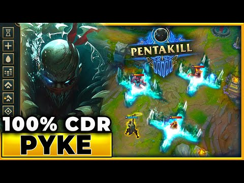 *Special Guests* What Happens When Pyke Gets 100% CDR