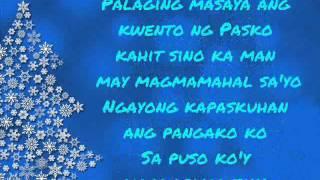 Repeat youtube video Magkasama Tayo Sa Kwento Ng Pasko! - ABS-CBN Christmas Station ID 2013 (With Lyrics)