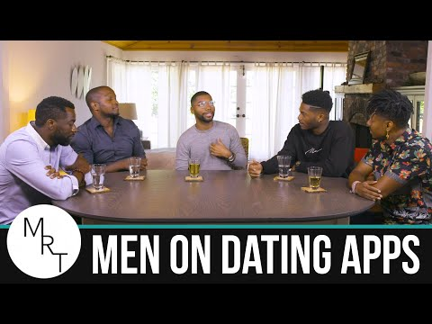 Men on Dating Apps | Men's Round Table | A Black Love Series