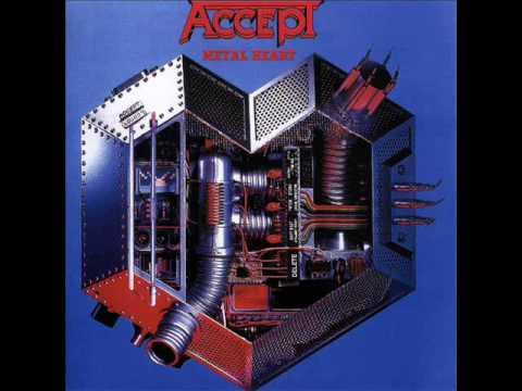Accept- Metal Heart (FULL ALBUM) 1985