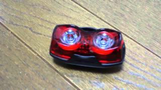 Smart superflash テールライト RL-321R 点滅 thumbnail