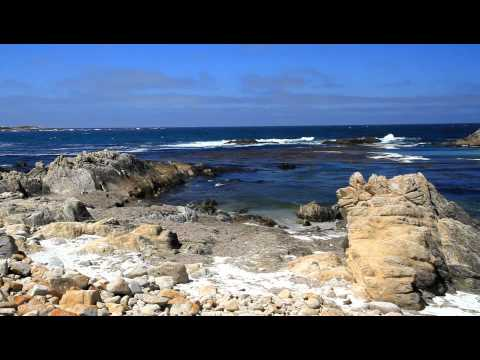 17-mile drive. Las 17 millas de la costa de California