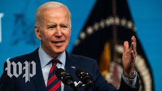 WATCH: Biden delivers remarks on climate change and the bipartisan infrastructure deal