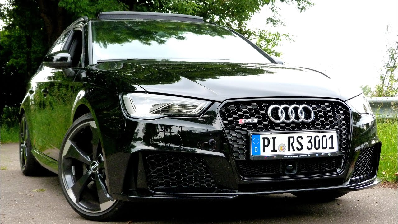 testbericht audi rs3 2015 road test drive video review. Black Bedroom Furniture Sets. Home Design Ideas
