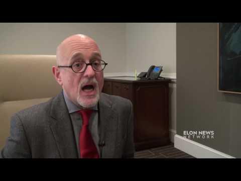 Dr. Daniel Gilbert Speaks at Elon