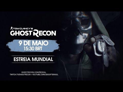 ESTREIA MUNDIAL DE GHOST RECON BREAKPOINT!