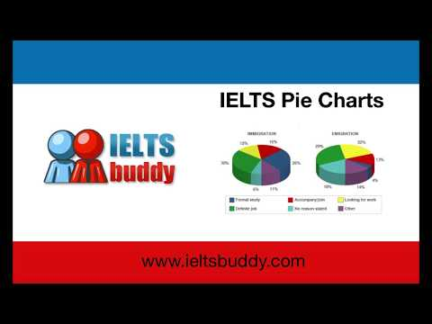 IELTS Pie Chart: Tips for writing a band 7, 8, or 9 chart