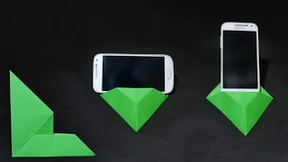 Origami: Origami Phone Stand/Holder 2.0