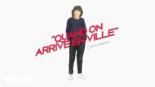 Damien Lauretta - Quand on arrive en ville - Balavoine(s) (audio)