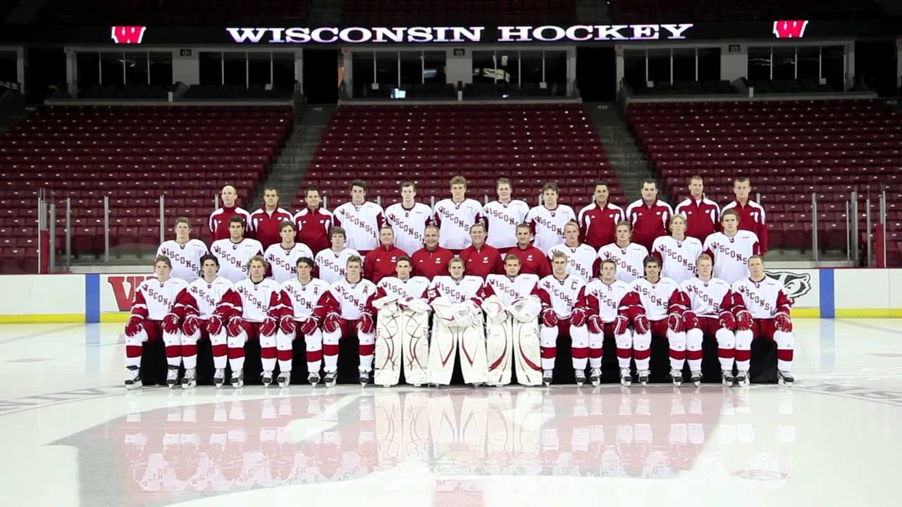 2010-11 Wisconsin Badgers Men's Hockey Team - YouTube