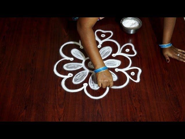 muggulu rangoli designs simple dussehra special rangoli tamil kolam images friday rangoli kolam