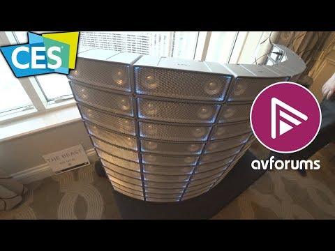 adf2def2e40 CES 2018: Soundot Compact Active Speakers - YouTube