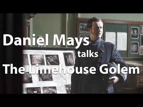 Daniel Mays ed by Simon Mayo
