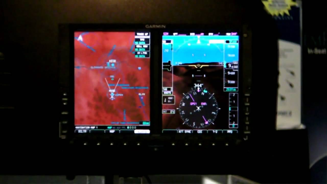 Garmin's G500/G600 PC Trainer