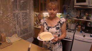 Сыр домашний твёрдый из молока сметаны и яиц