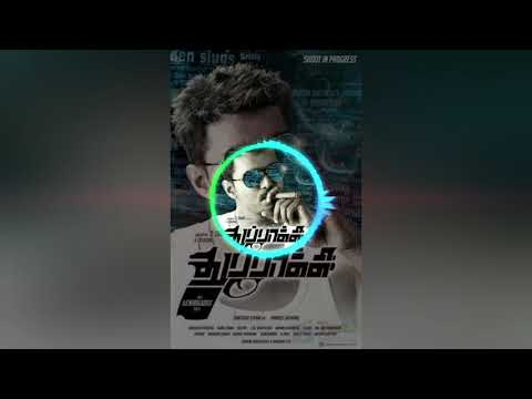 Thuppaki theme | Full BGM | Whatsapp status
