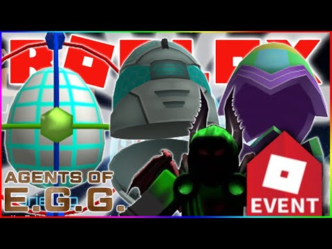 [🥚EVENT] ROBLOX Egg Hunt 2020 Agents Of Egg • Launching Influencer, Admin & Dev Eggs