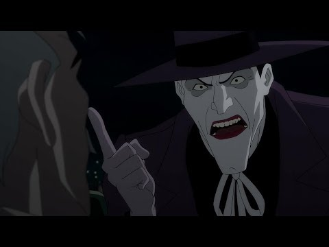 The Joker: Commissioner Gordon! Soon You Will Go Mad!